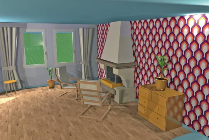 Mit sweet home 3d die neue wohnung am computer einrichten c 39 t magazin - Wohnung einrichten 3d ...