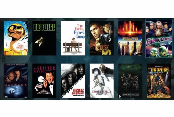 Filmdatenbank App