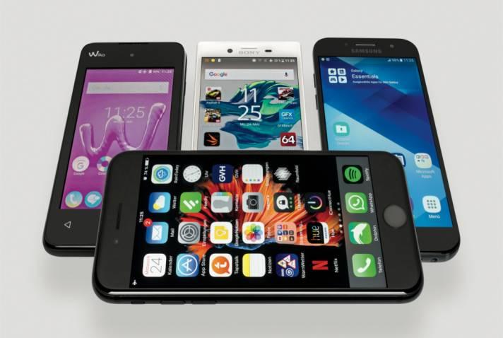 smartphones unter 5 zoll mit android und ios c 39 t magazin. Black Bedroom Furniture Sets. Home Design Ideas