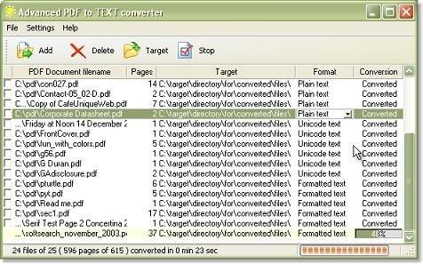 pdfescape convert pdf to text