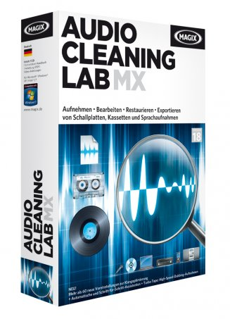 Audio Cleaning Lab