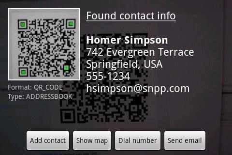 qr codes erstellen und scannen heise download. Black Bedroom Furniture Sets. Home Design Ideas
