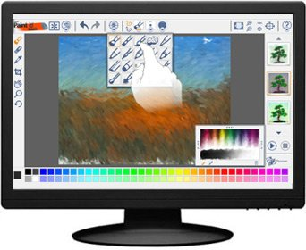 Corel Paint it! touch