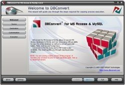 DBConvert for Access and MySQL