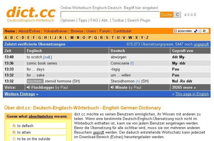 W rterbuch heise download for Deutsch englisch translator