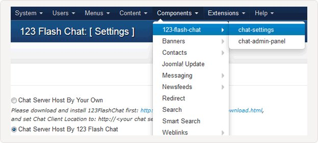 Flash Chat