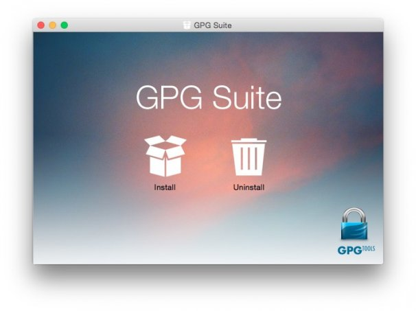 GPG Suite