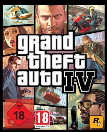 GTA (Grand Theft Auto) IV