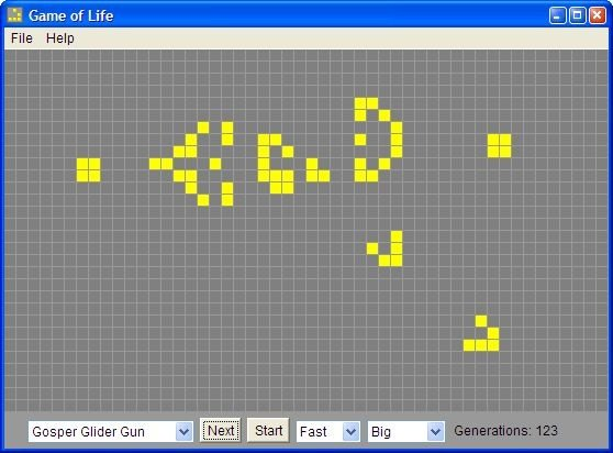 John Conway's Game of Life