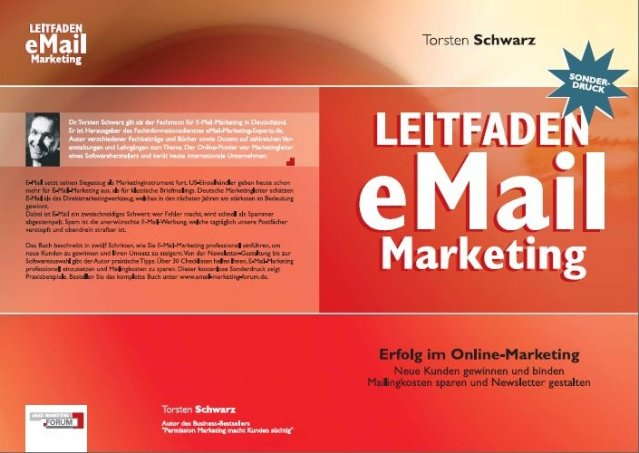 Leitfaden eMail Marketing