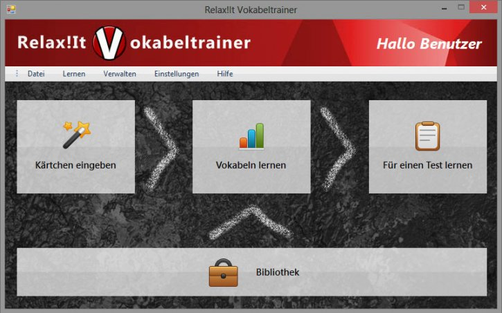 Relax!It Vokabeltrainer