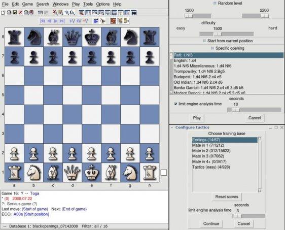Schachdatenbank Kostenlos