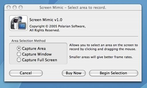 Screen Mimic