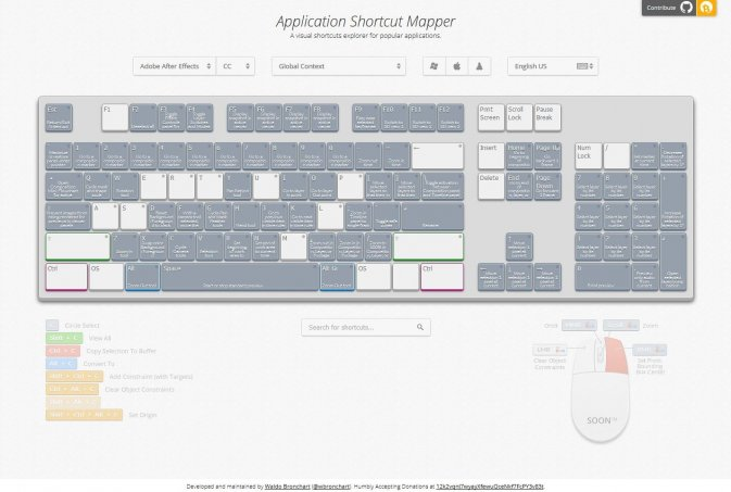 Shortcut Mapper