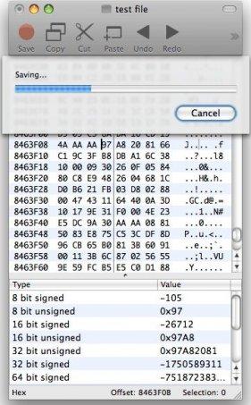 Hex Editor Mac