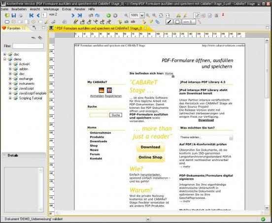 PDF-Tools für Linux | heise Download