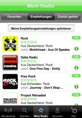 Audio-Streaming für Android   heise Download