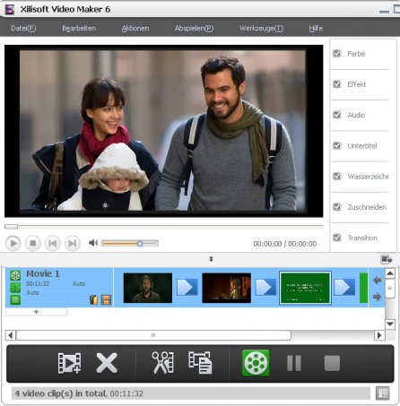 Xilisoft Video Maker