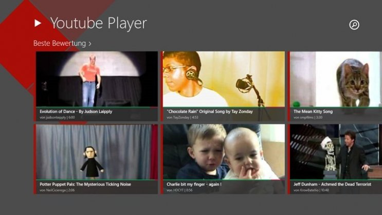 Youtube Player