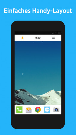 Aviate Launcher - App für Android