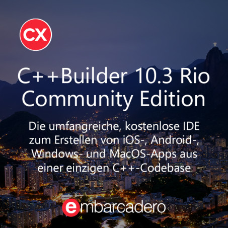 C++Builder Community Edition