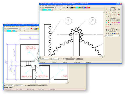Cad software heise download for Free scale drawing software