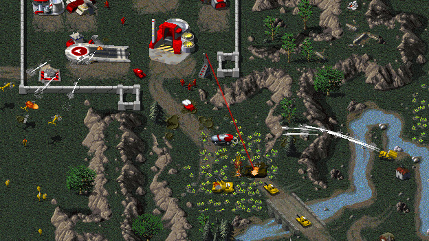 Command & Conquer OpenRA