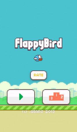 Flappy Bird - App für Android (APK)