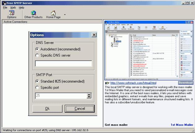 hMailServer | heise Download