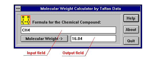 Molecular Weight Calculator