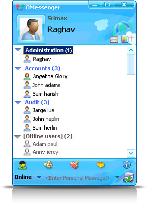 Outlook LAN Messenger