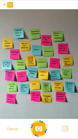 Post-it Plus