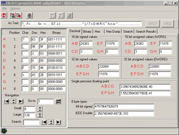 Hex-Editor | heise Download