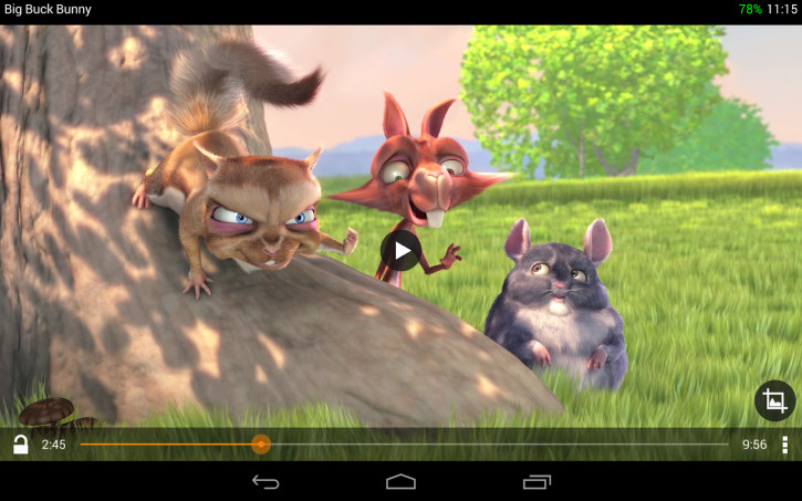 VLC Player - App für Android