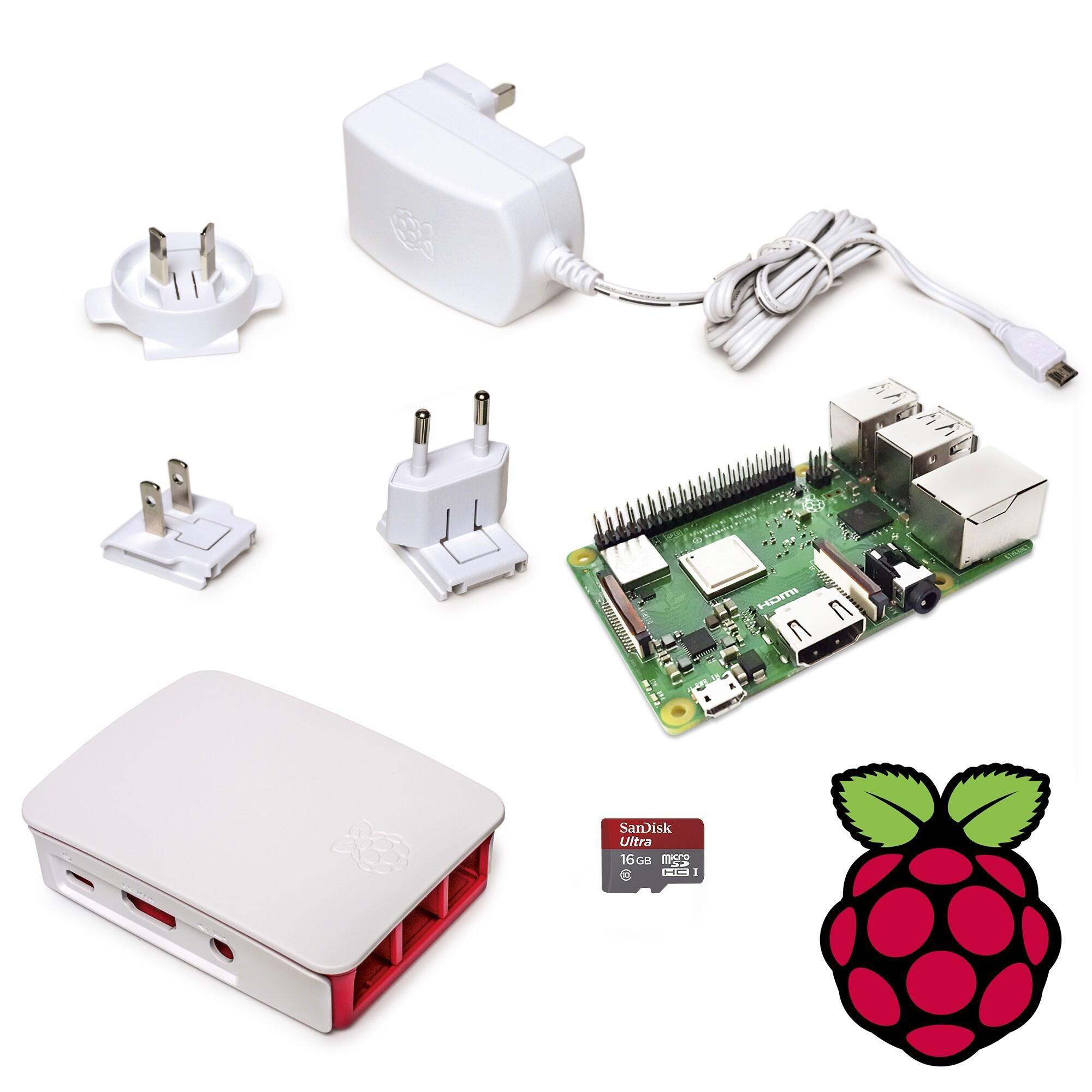 Raspberry Pi 3 Model B+ Starterset Classic Edition