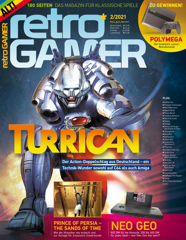 Retro Gamer 02/2021