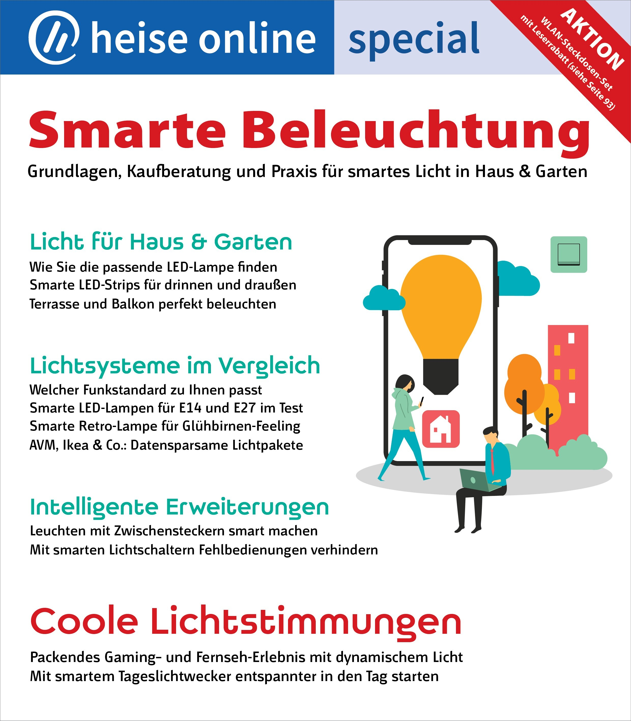 heise online special - Smarte Beleuchtung