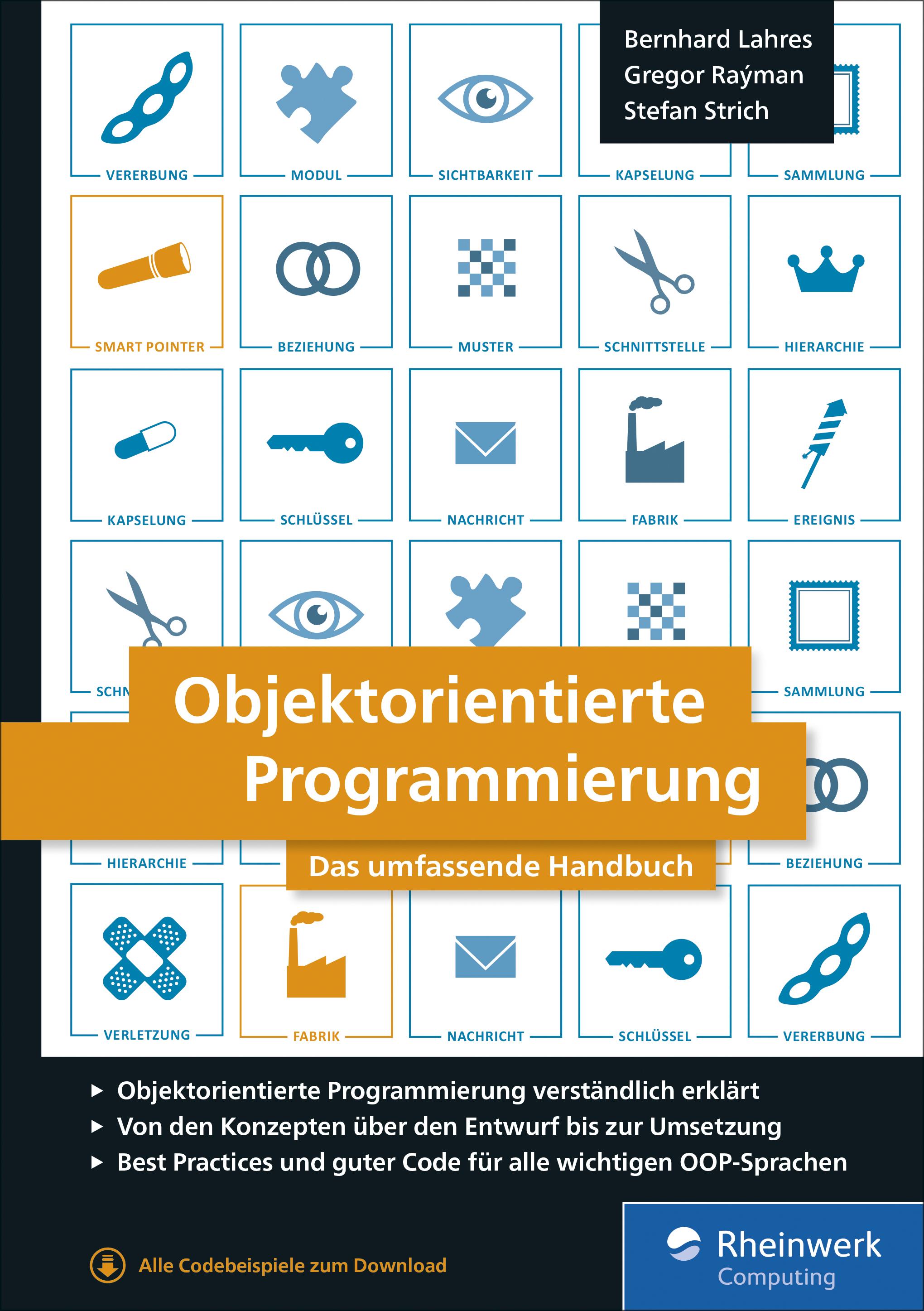 Objektorientierte Programmierung (5. Auflg.)