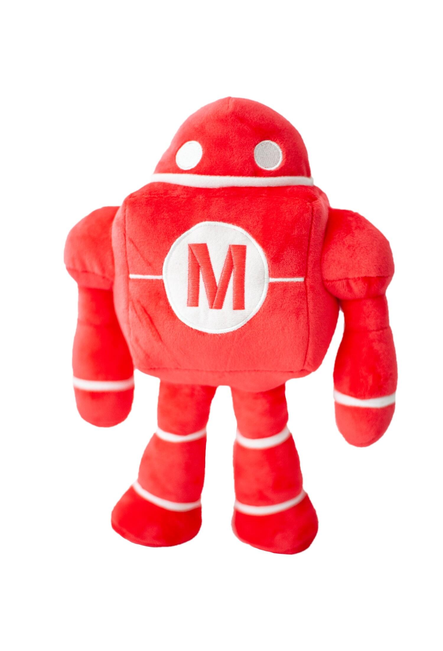 Makey-Plüschroboter