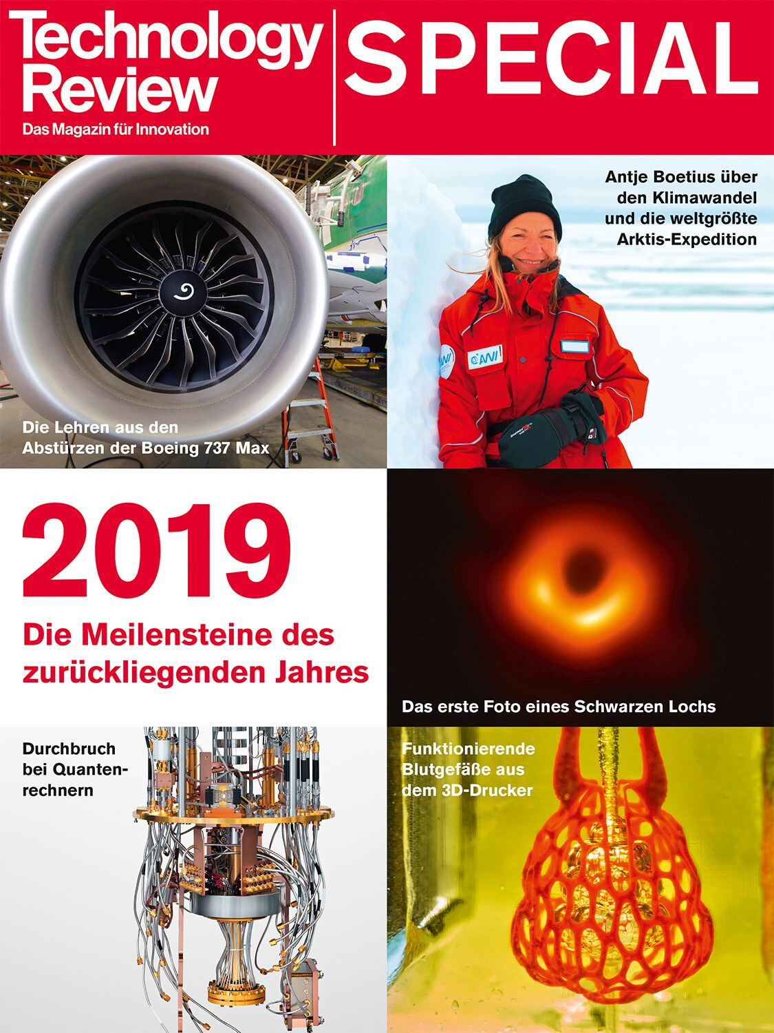 Technology Review 13/2019 SPECIAL