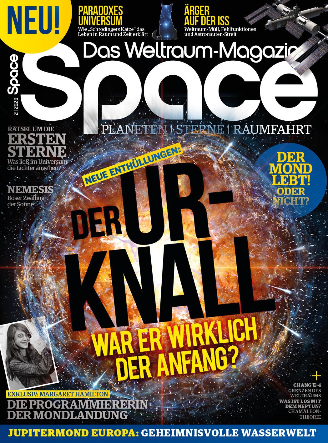 Space Weltraum Magazin 02/2020