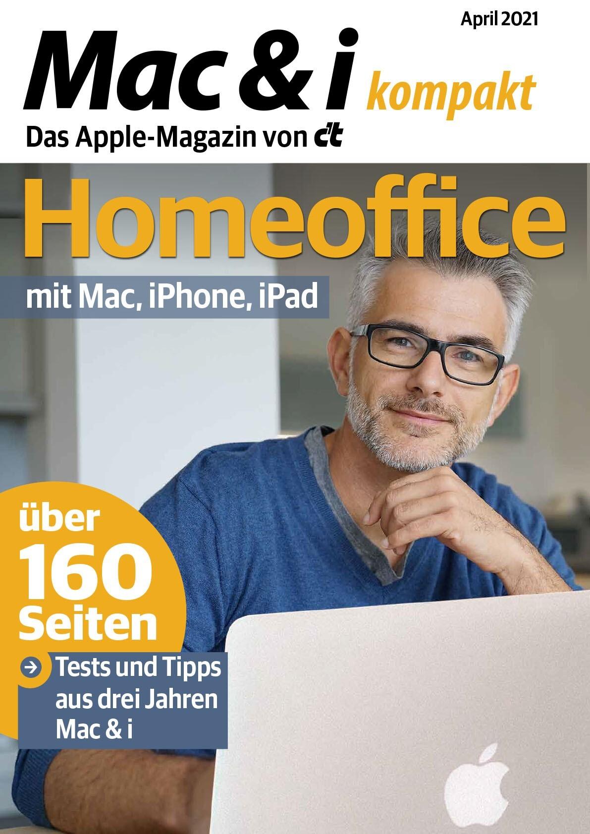 Mac & i kompakt - Homeoffice (PDF)
