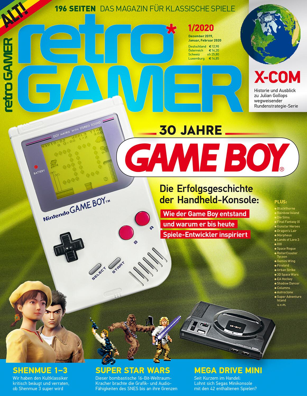Retro Gamer 01/2020