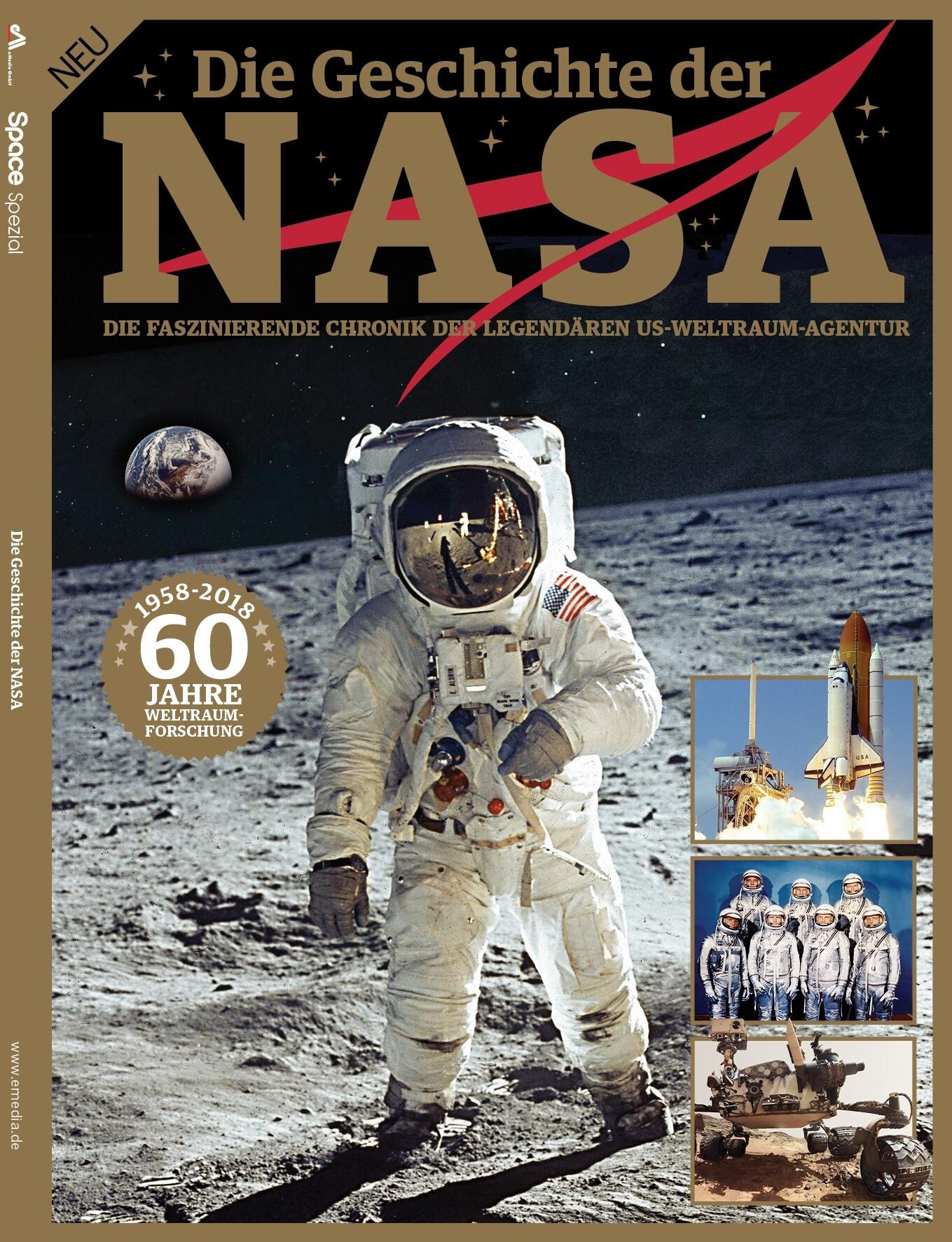 """Space Spezial """"Die Geschichte der NASA"""""""