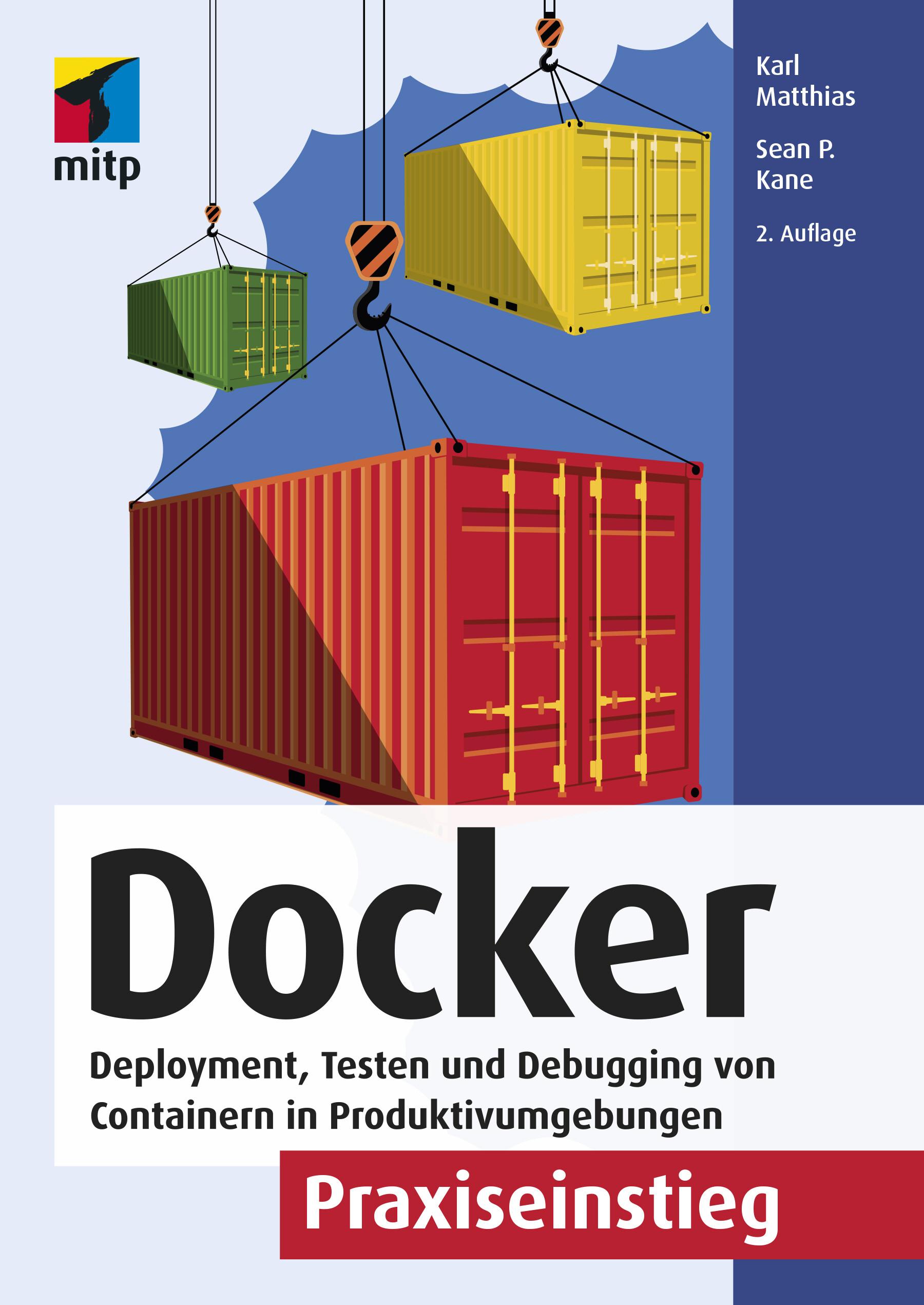 Docker Praxiseinstieg (2. Auflage)
