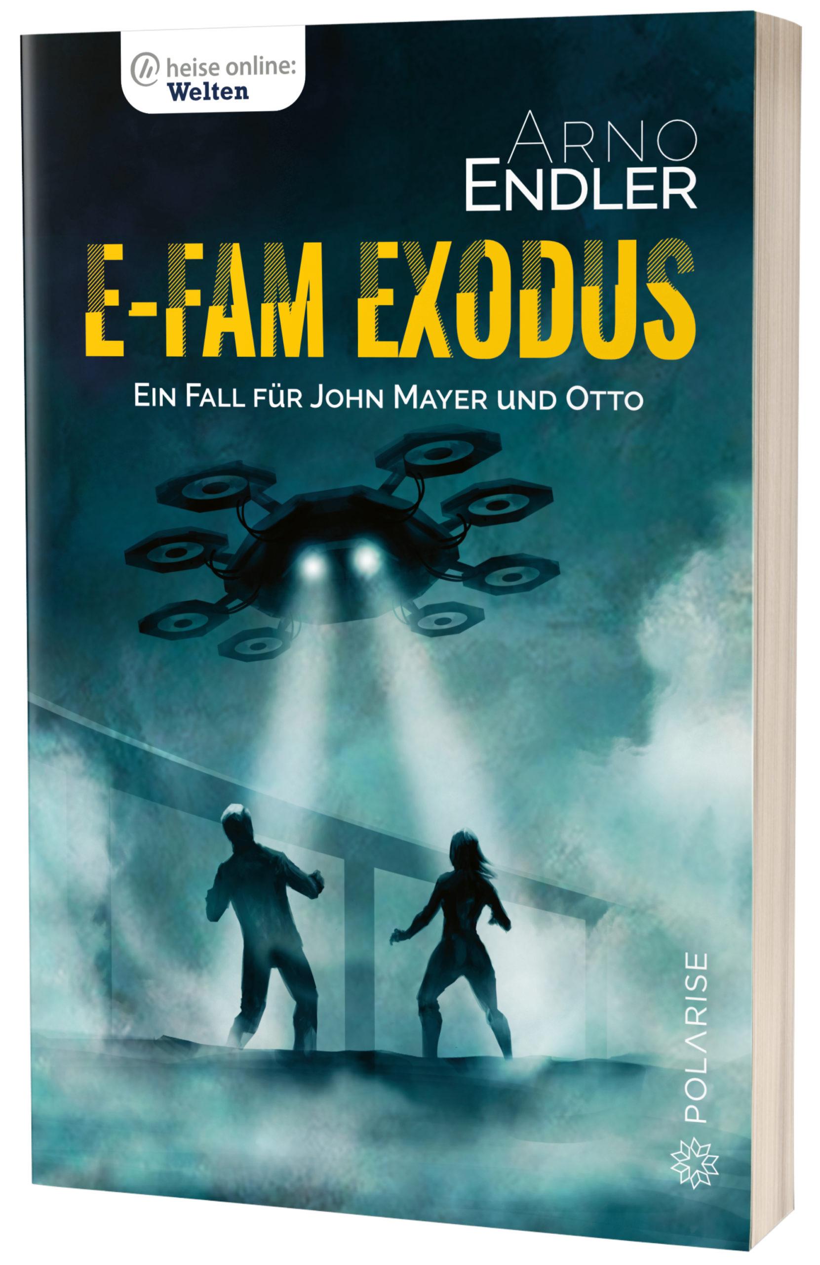 E-Fam Exodus (heise online Welten)