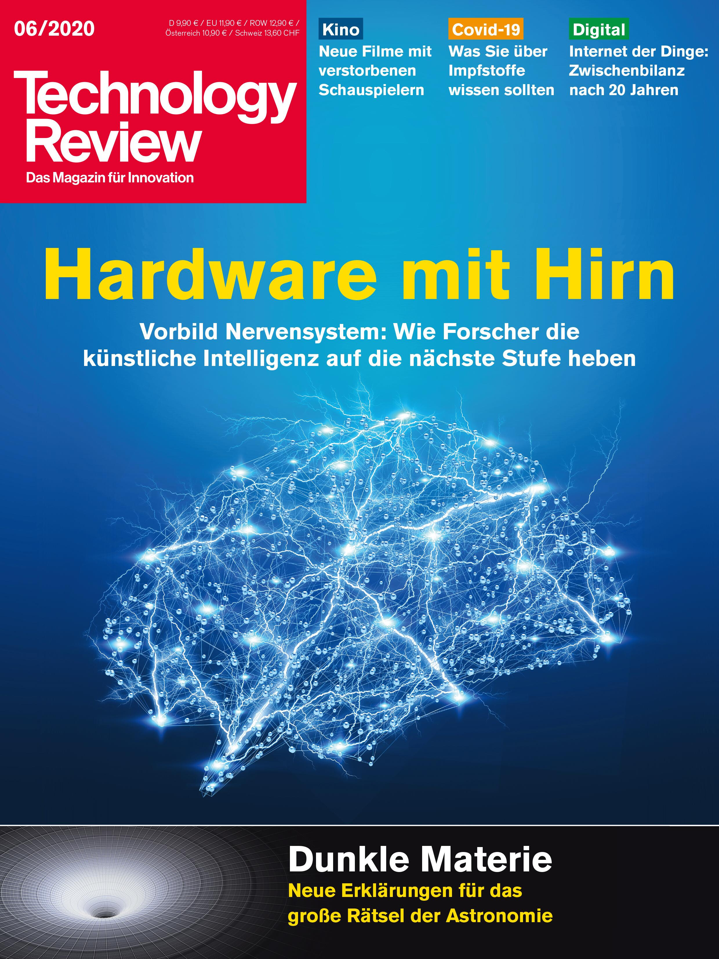 Technology Review 06/2020