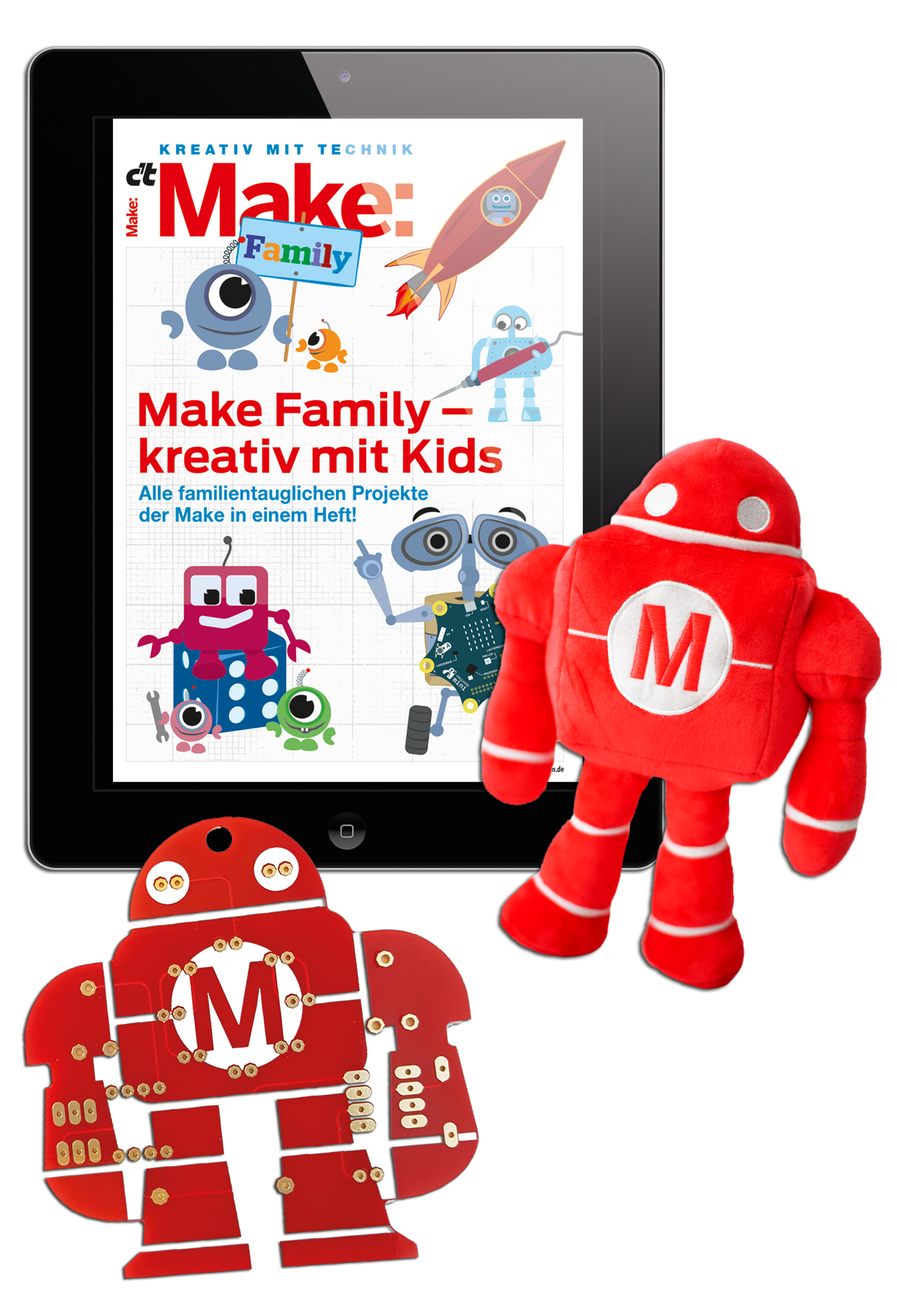 Bundle: Make Family + Makey-Paket