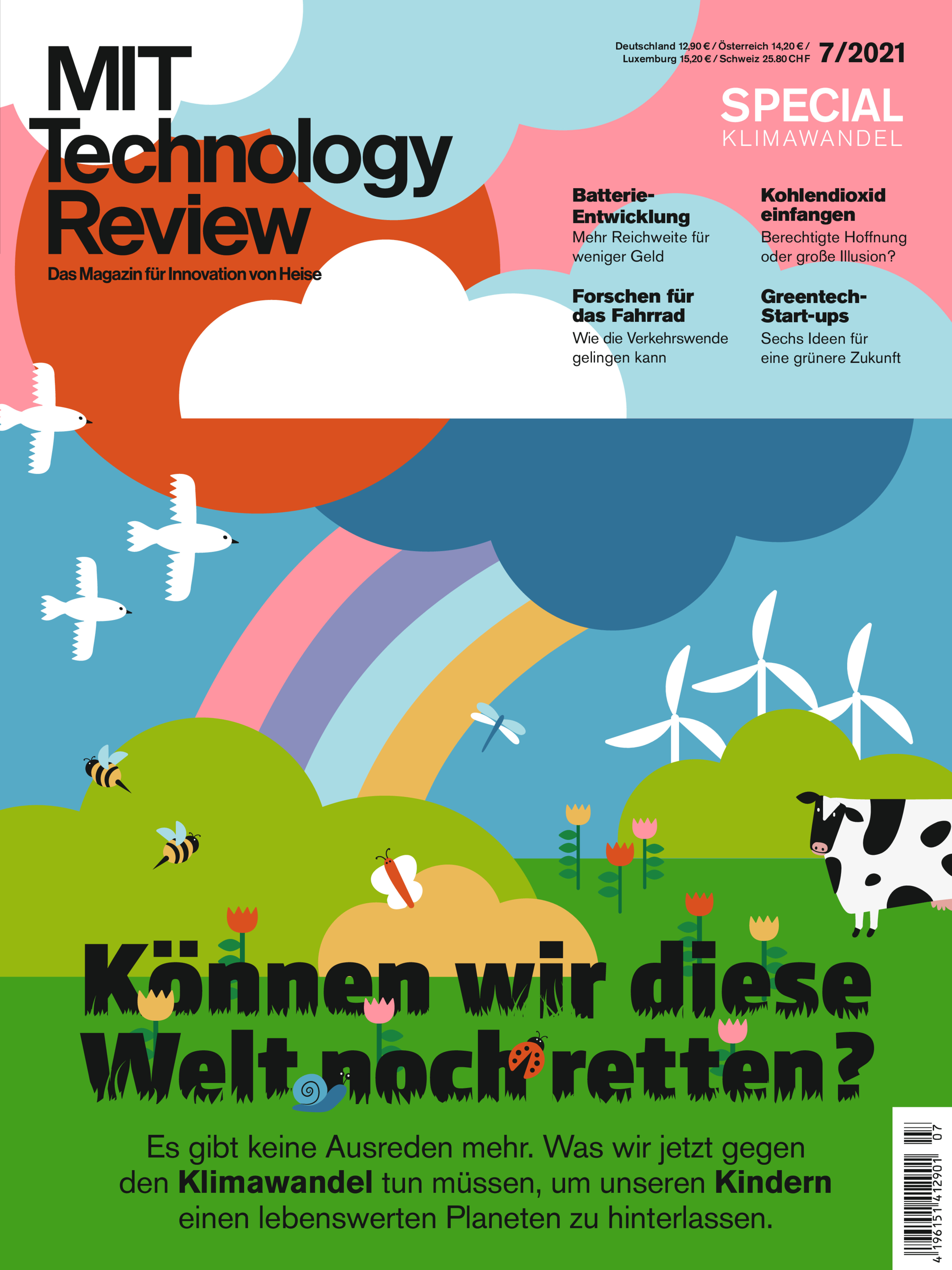 MIT Technology Review 07/2021