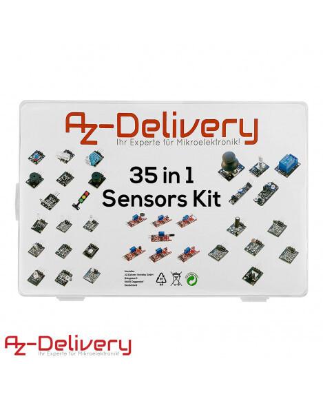 35 in 1 Sensorkit für Arduino